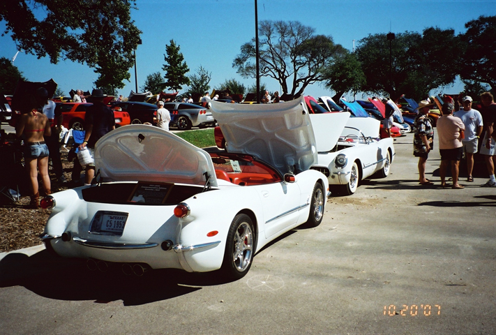 Cowtown Car Show And Swap Meet