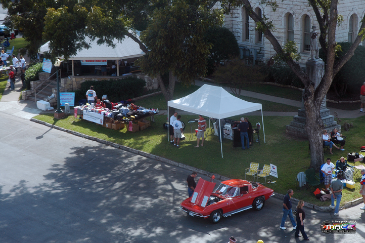 Cowtown Vettes BRCC Car Show Page Of - Granbury car show