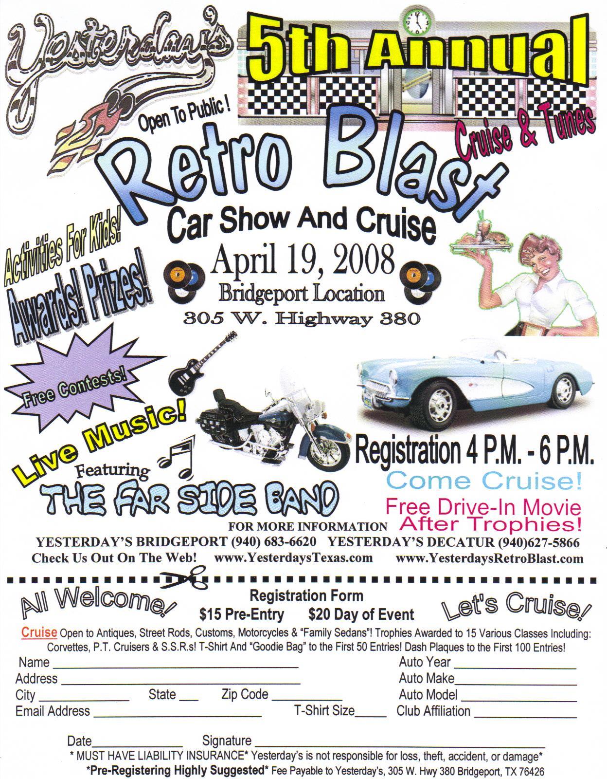 Decatur Swap Meet >> Cowtown Vettes - Misc Car Shows
